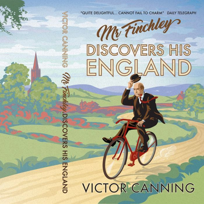 Victor Canning Re-Published