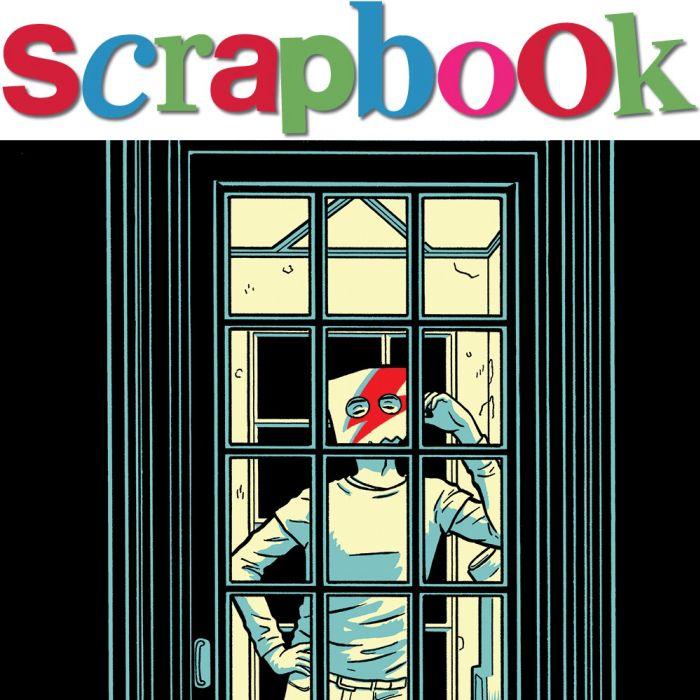 Fabio Lyra's SCRAPBOOK