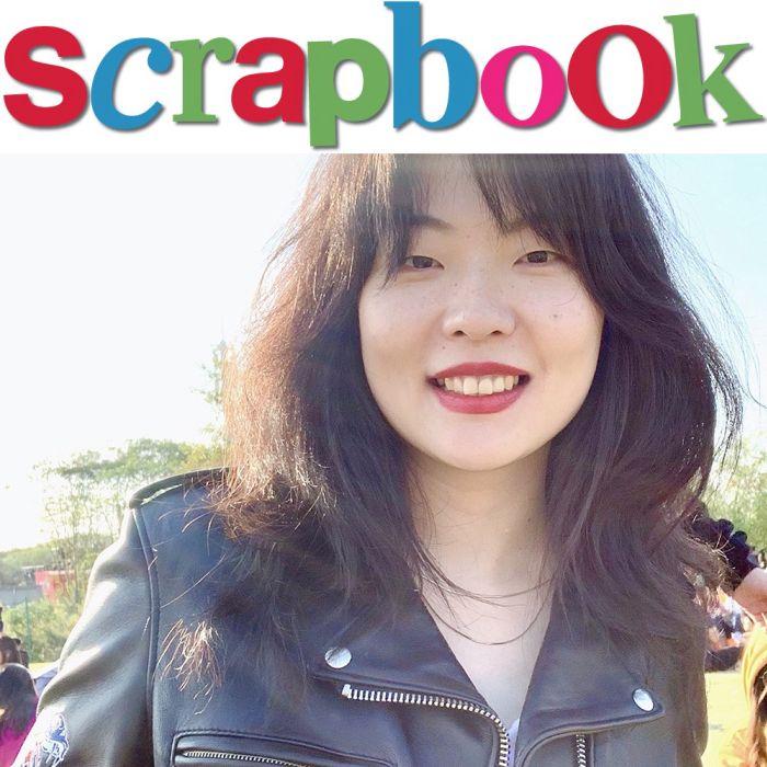 Lin Chen's SCRAPBOOK