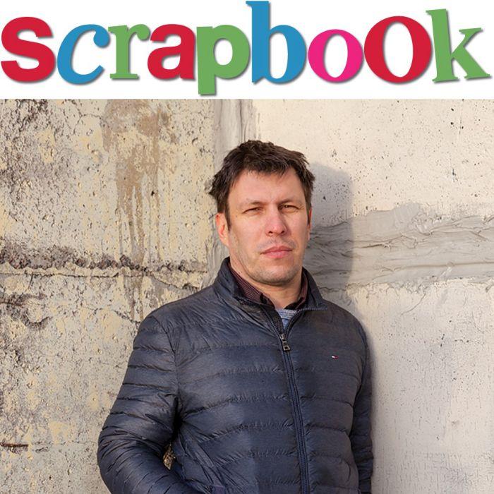 Nikolai Senin's SCRAPBOOK