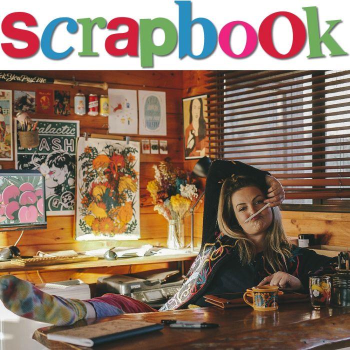 Mel Baxter's SCRAPBOOK