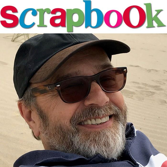 Colin Elgie's SCRAPBOOK illustration