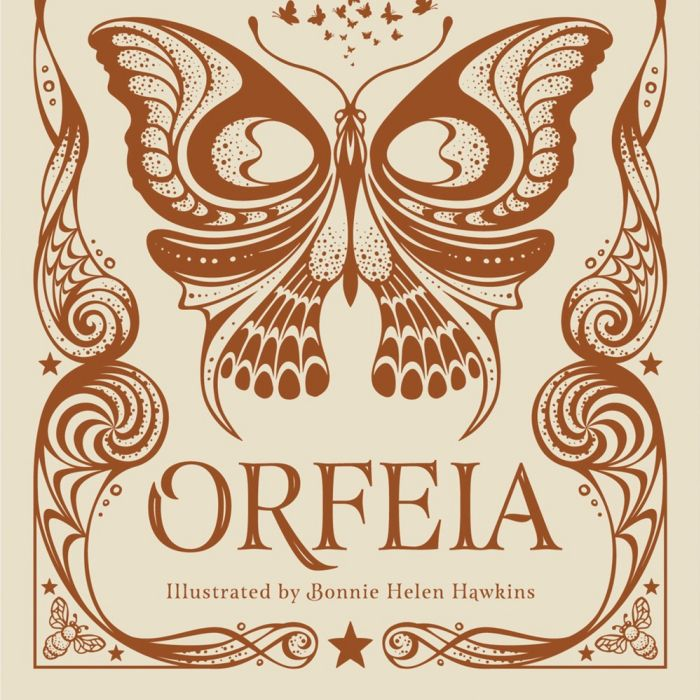Orfeia Book Cover