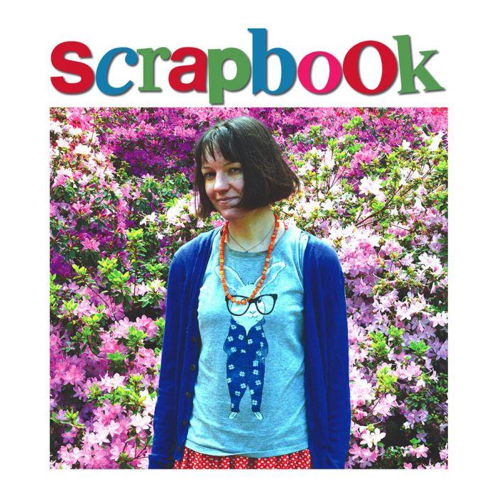 Vicky Scott's SCRAPBOOK