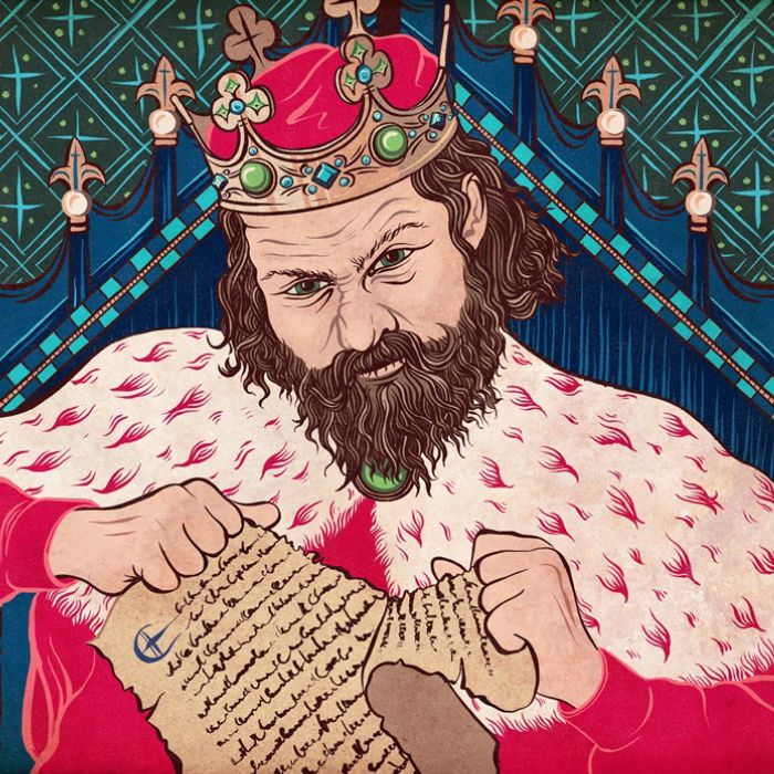 What if King John had Lived Longer?