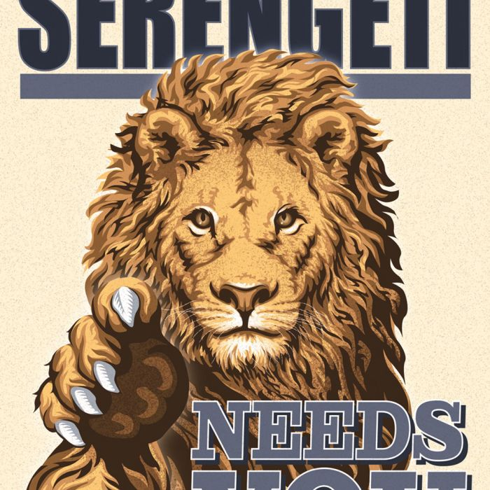The Serengeti Needs You