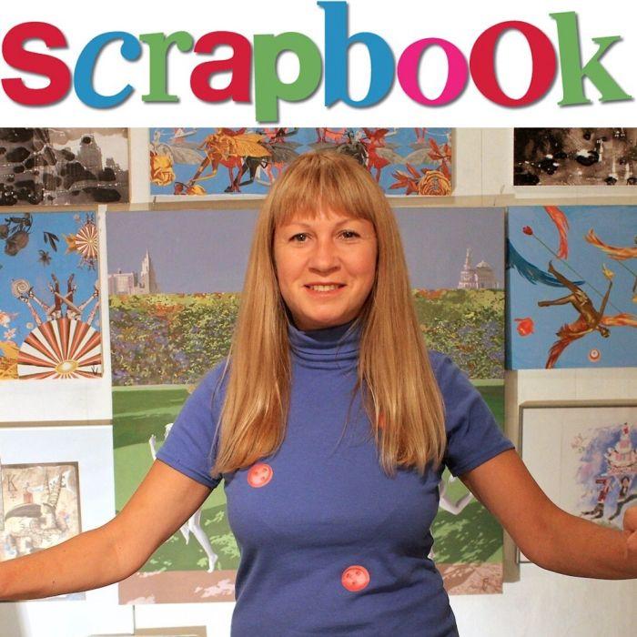 Victoria Formina's SCRAPBOOK