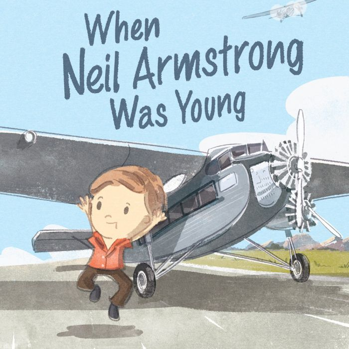 When Neil Armstrong Was Young