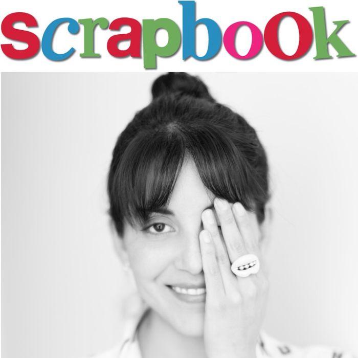 Gina Rosas' SCRAPBOOK!