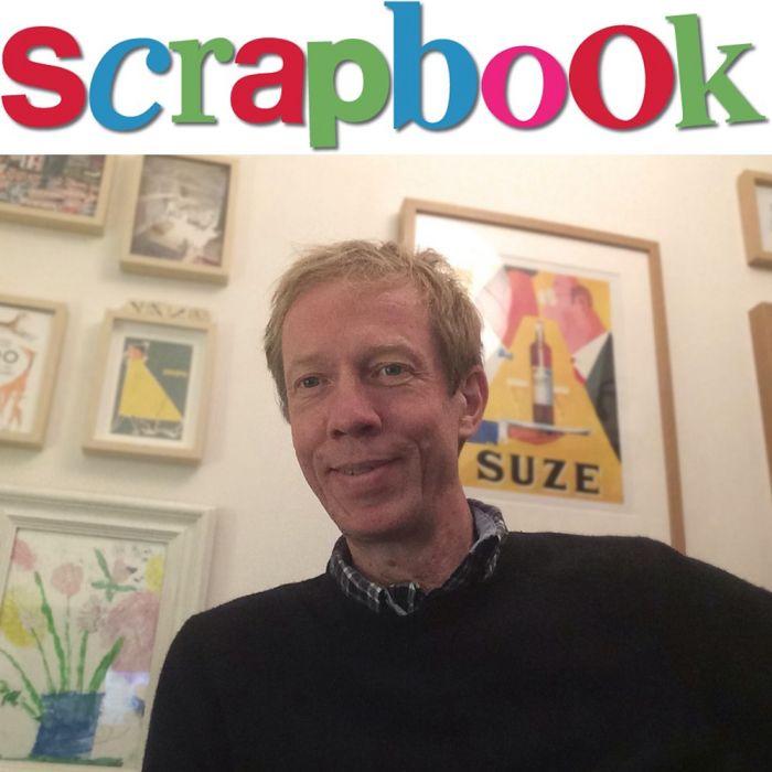 Adam Larkum's SCRAPBOOK!