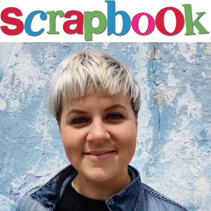 Paperface's scrapbook illustration
