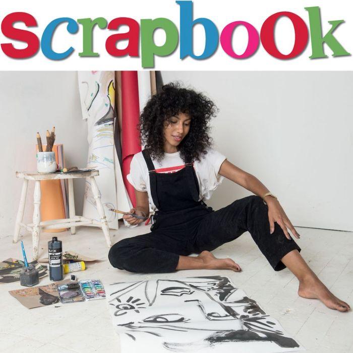 Mokshini's SCRAPBOOK