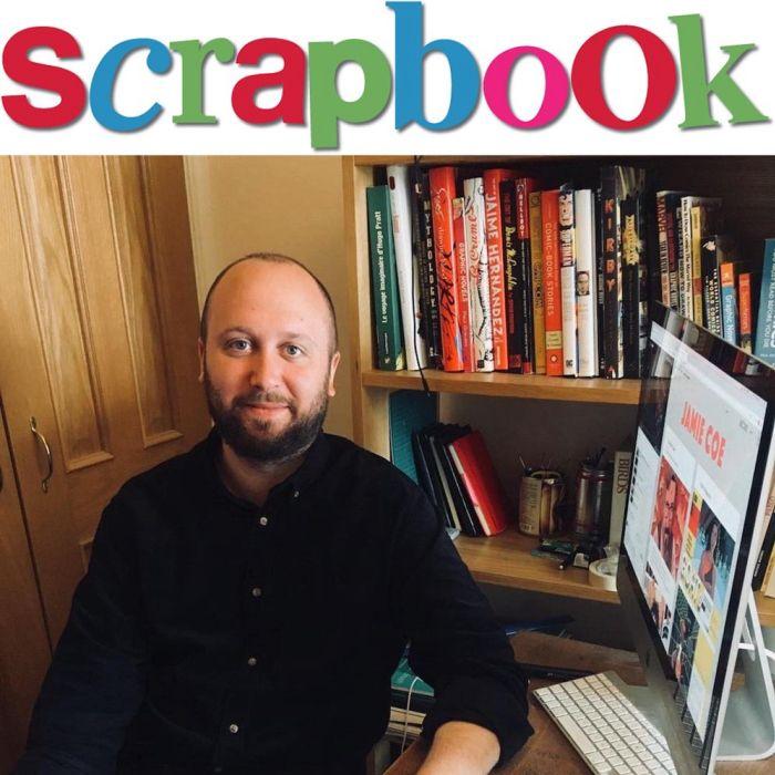 Jamie Coe's SCRAPBOOK