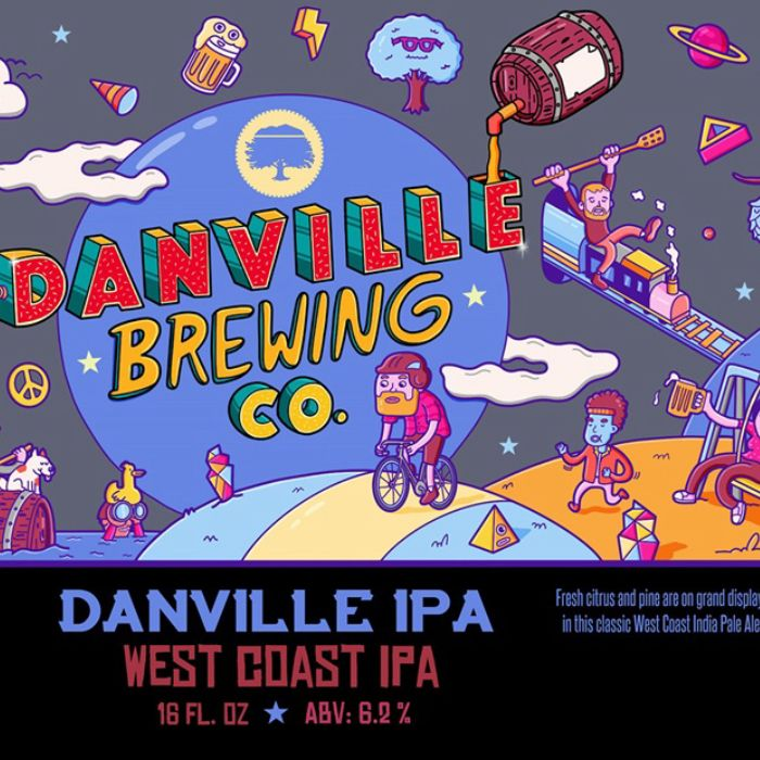 The Danville Brewery