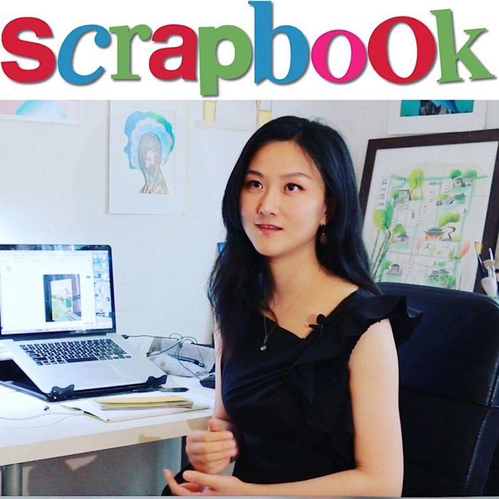Li Zhang's SCRAPBOOK!