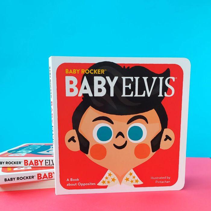 Baby Elvis Book Release