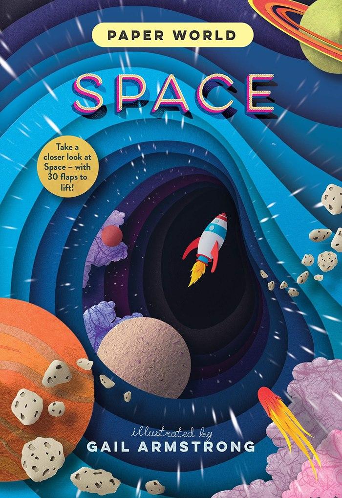 Paper design of space