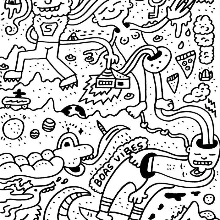 It's Doodle Day!