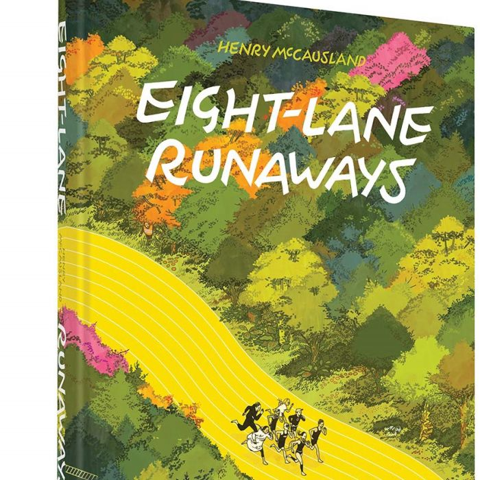 Eight-Lane Runaways book release