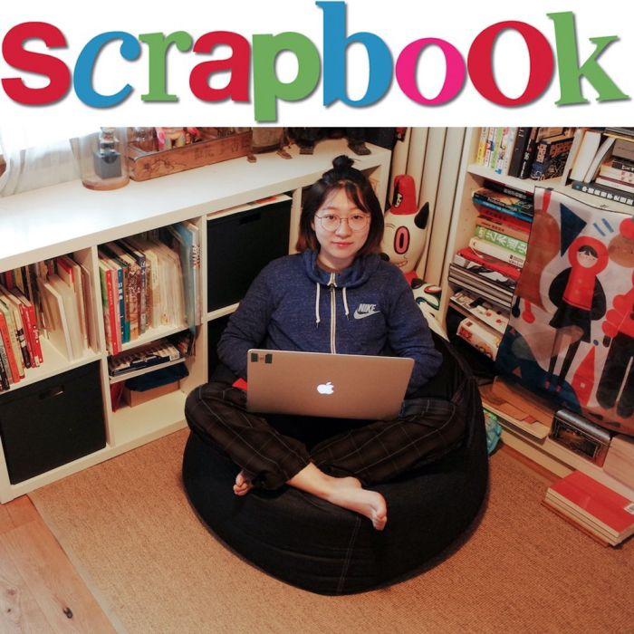 Hao Hao's SCRAPBOOK!