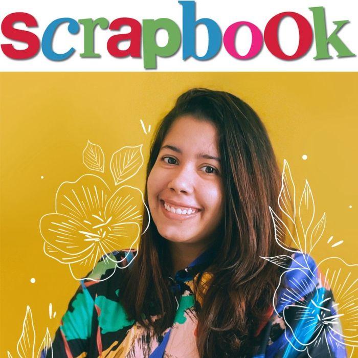Saskia Bueno's SCRAPBOOK!