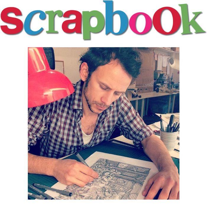 Studio Hosego's SCRAPBOOK!