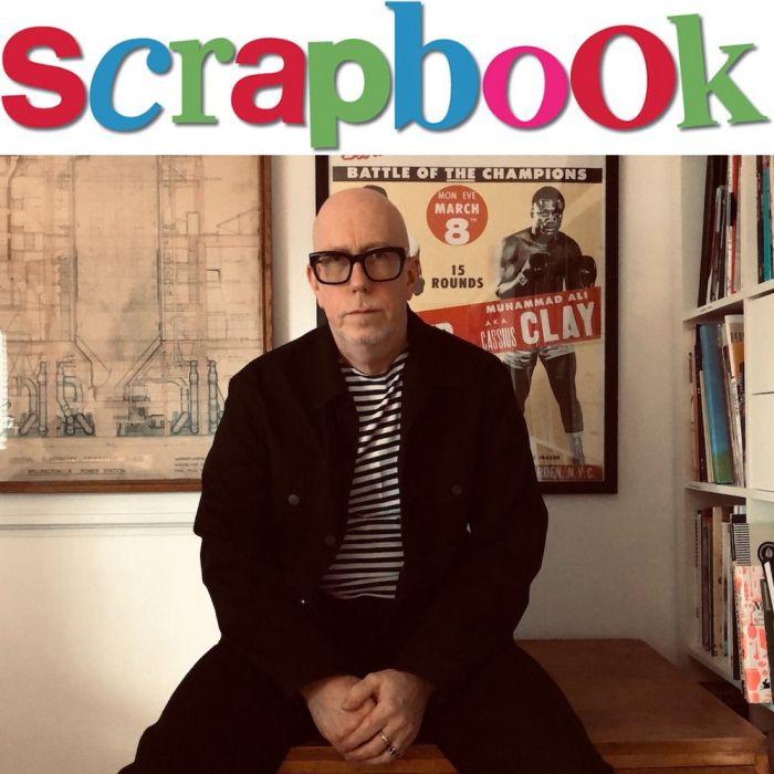 Ian Murray's SCRAPBOOK!
