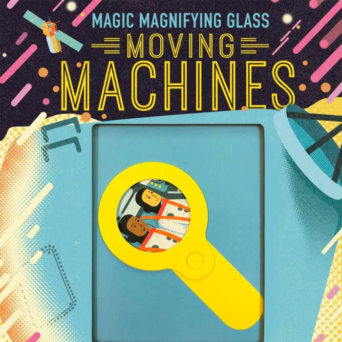 Magic Dinosaurs & Moving Machines