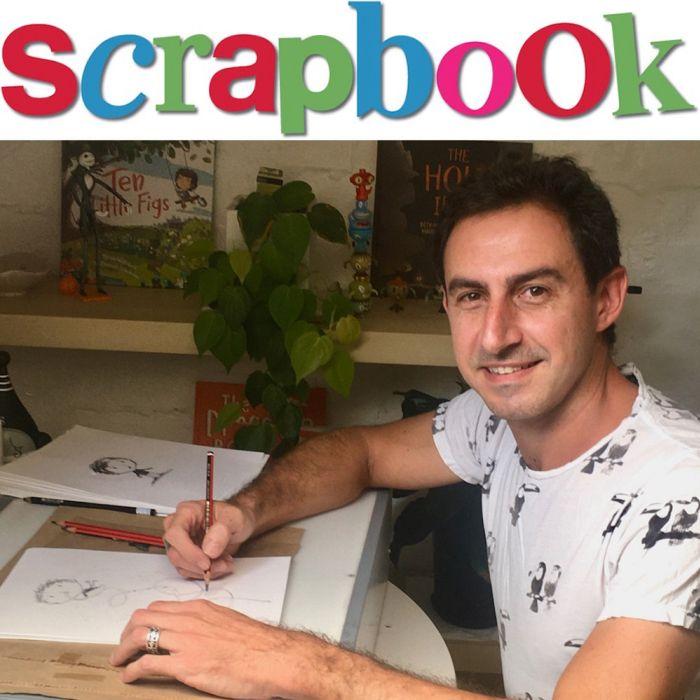 Nathaniel Eckstrom's SCRAPBOOK!