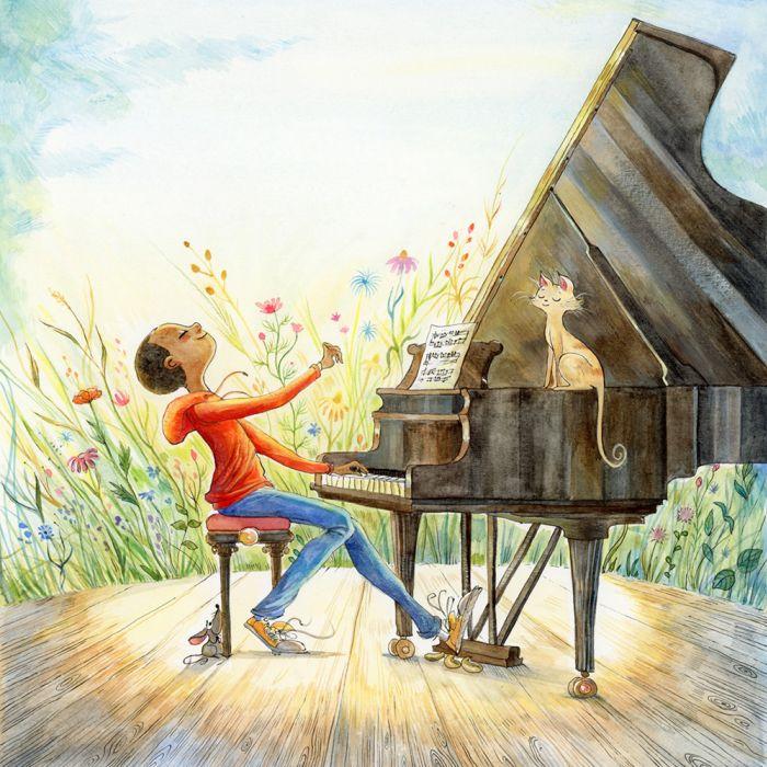 ¡Toquemos algo de música!