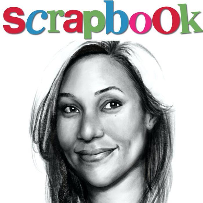¡El SCRAPBOOK de Geri Alva!
