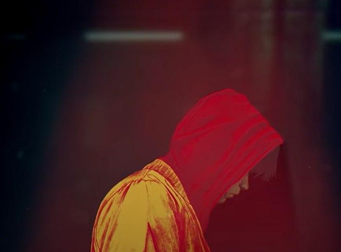 Liam Brazier animates  'Alive After Death' video