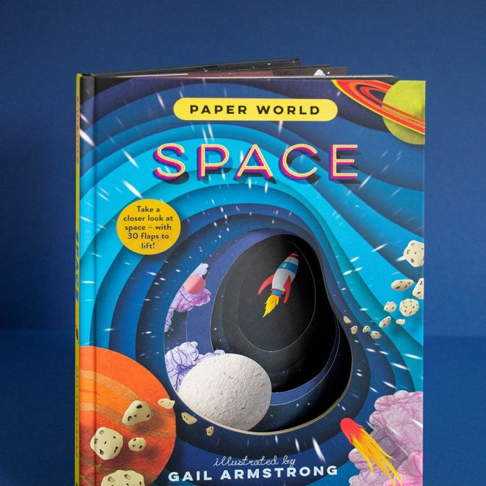 The Space Book is Shortlisted!