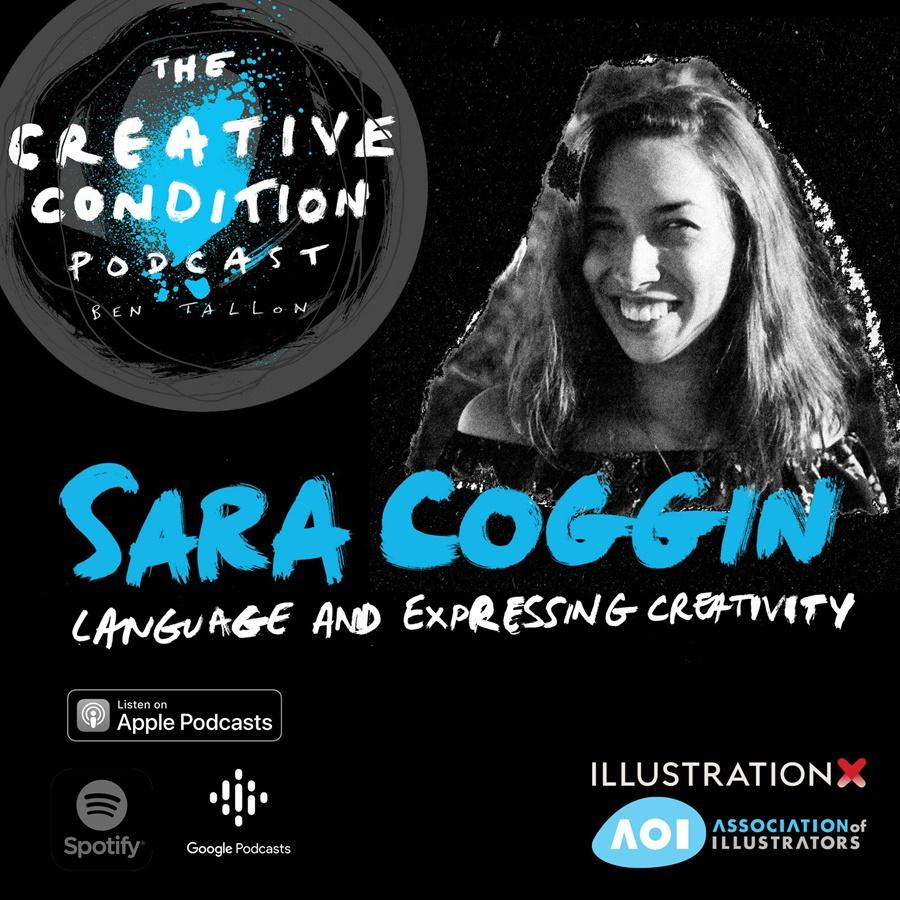 Language and expressing creativity with Sara Coggin