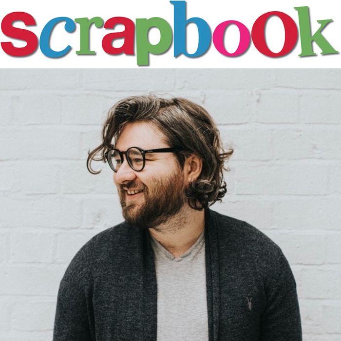 Benji Connell's SCRAPBOOK!