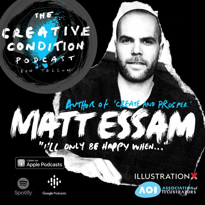 Creatively fulfilling. Well paying. Matt Essam on how we can tick both boxes.