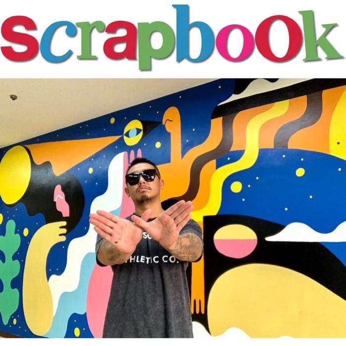 Go Suga's SCRAPBOOK!