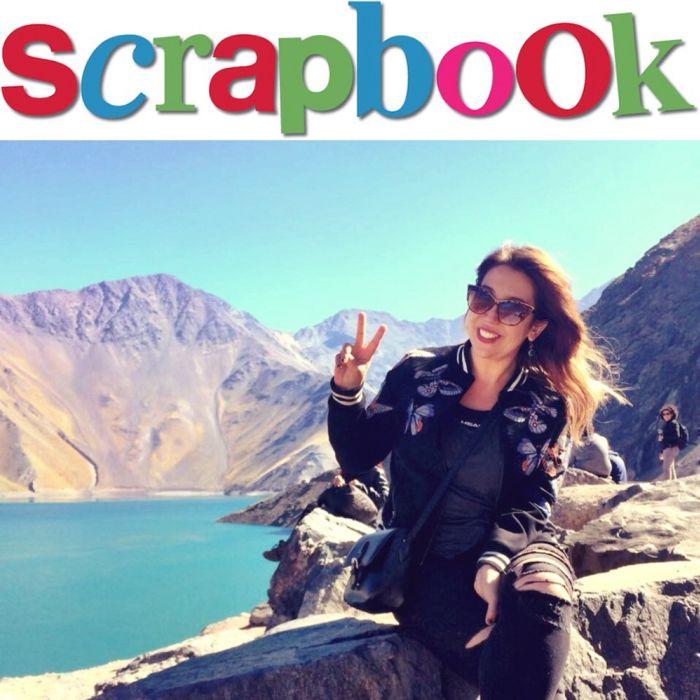 Camila Gray's SCRAPBOOK