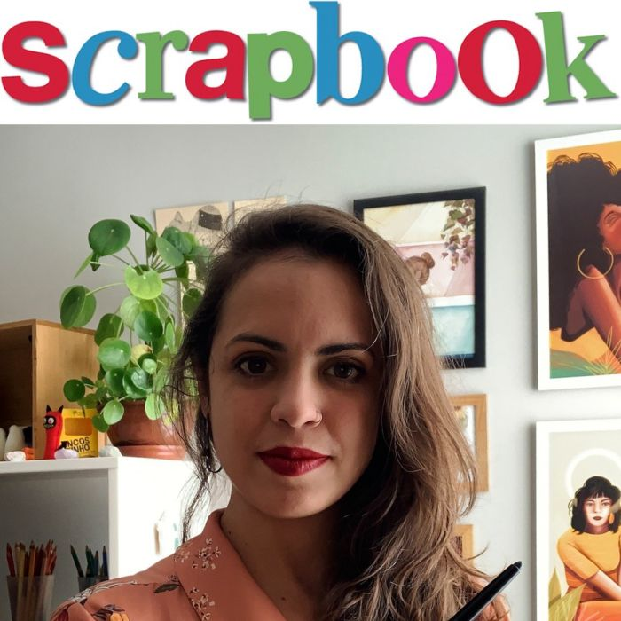 Andressa Meissner's SCRAPBOOK
