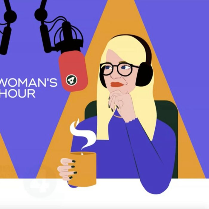 BBC Woman's Hour Animation