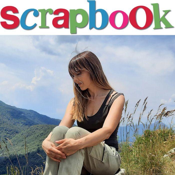 Sabrina Luoni's SCRAPBOOK