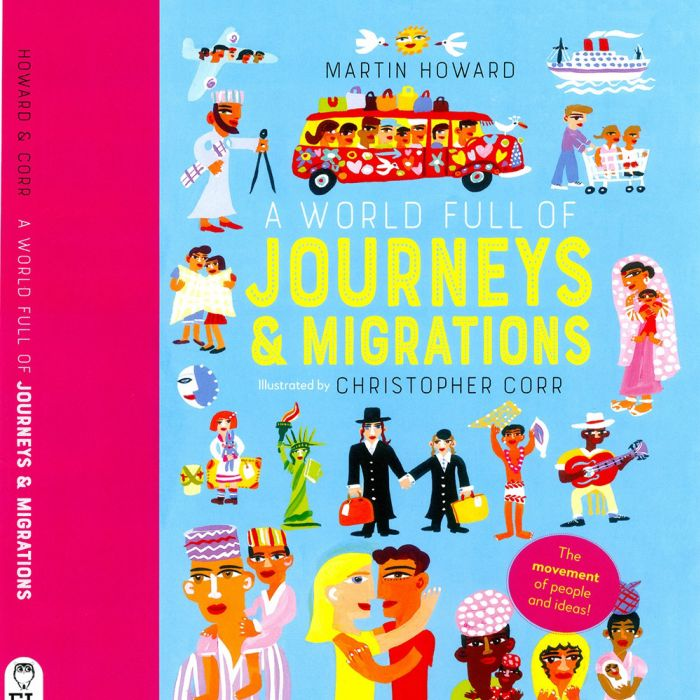 Journeys and Migrations