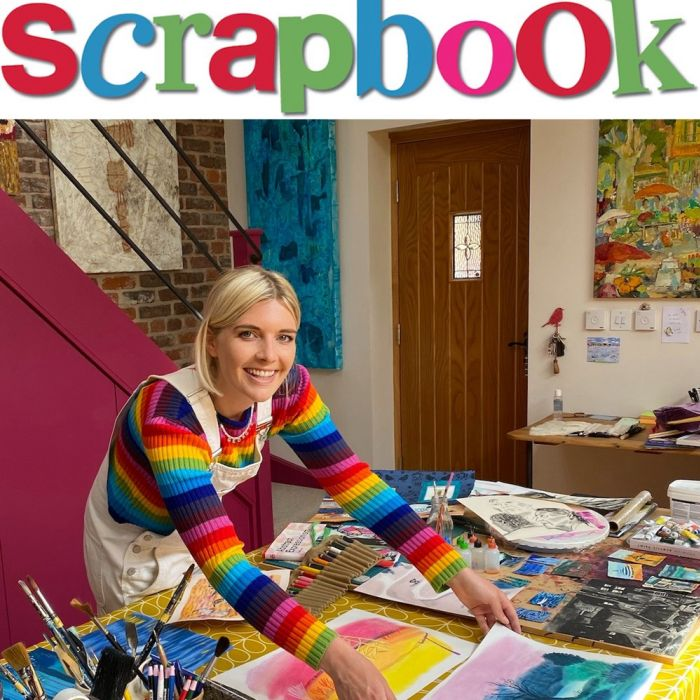 Georgie Stewart's SCRAPBOOK