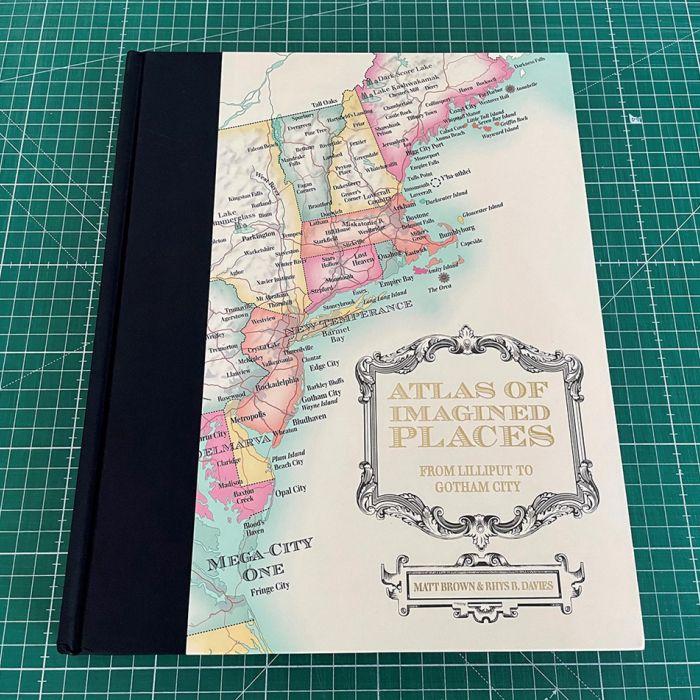 El Atlas de los Lugares Imaginados