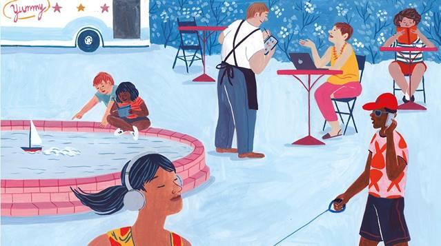Iratxe López de Munáin's Featured Illustration of the Month